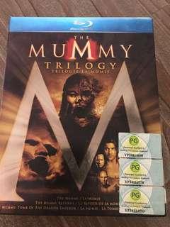Blu Ray Movies: The Mummy Trilogy Set