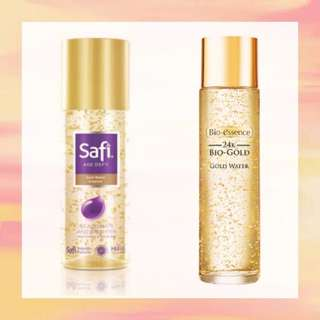 Safi Age Defy Gold Water Essence [SHARE 5ml]