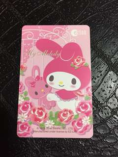 My Melody EZ link- Limited Edition
