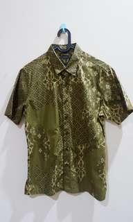 SALE!!! Batik keris collection Slim Fit