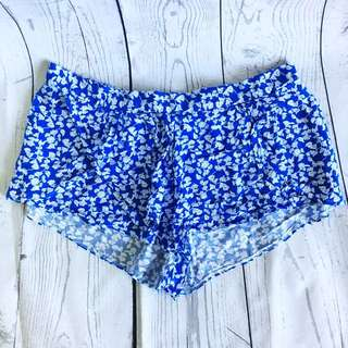 Printed Shorts Size S
