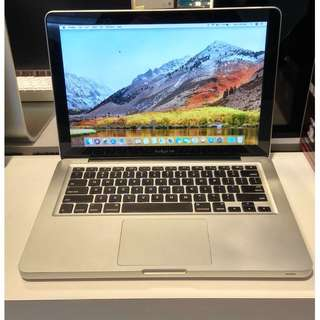 MacBook Pro (13-inch, Early 2011)