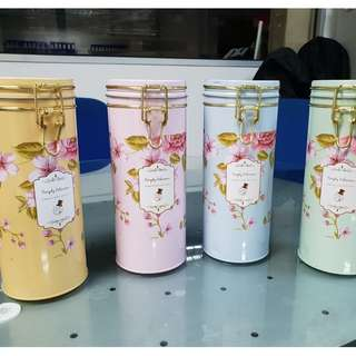 Pretty Canister/Balang