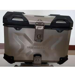 SW Motech Trax Adv Top Box