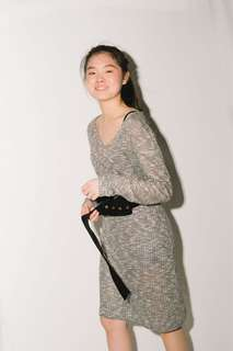 NEW! Keiko Knit Dress