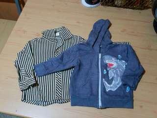 Preloved Jacket/Polo