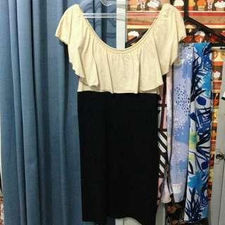 sabrina dress fit body