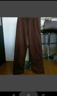 🚚 咖啡色長褲