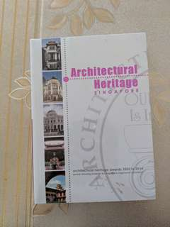 Architectural Heritage Singapore