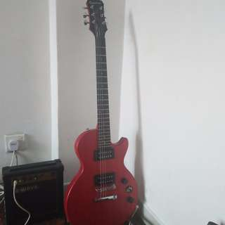Epiphone Les Paul Special VE Red Cherry