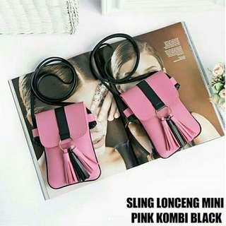 Slingbag lonceng mini