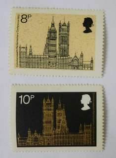 英國皇家郵政郵票 commonwealth parliamentary conference 1973 stamps stamps