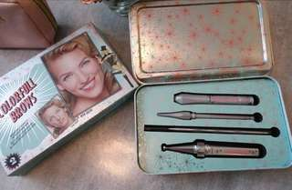 Authentic Benefit Colorful Brows