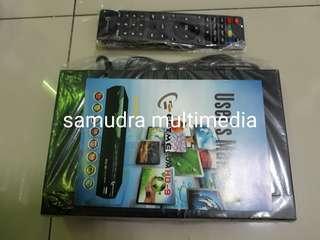 Dijual tv digital getmecom kualitas gambar hd dan bisa usb