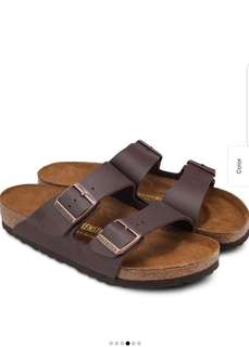 Authentic brandnew birkenstock Arizona Sandals