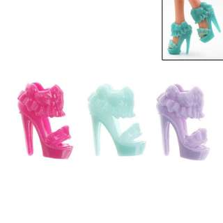 Barbie Shoes 003