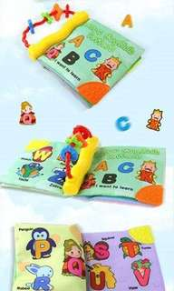 COLOR RING CLOTH BOOK