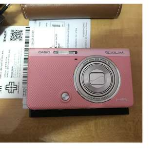 Casio ZR65 selfies camera
