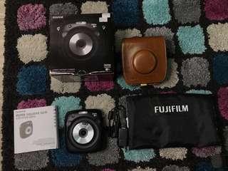 Fujifilm SQ Instant Camera (Brand New)
