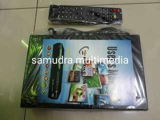 Dijual tv digital getmecom kualitas gambar hd dan bisa usb silakan masuk pengiman bisa pakai gosend,grab instant,jne,J&T