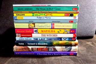 Assorted Books Set