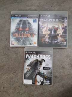Ps3 Games Bundle 1