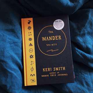 💜 The Wander Society by Keri Smith
