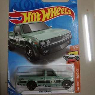 Hotwheels Datsun Mazda Nissan