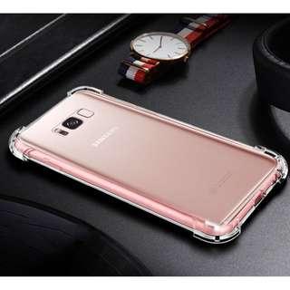 Samsung Galaxy S8+ S8 Plus 防摔 四角氣囊保護鏡頭保護 軟膠 地盤戶外必備 四邊全包