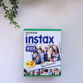 💜 Fujifilm Instax Instant Film, Wide