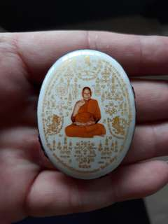 Wat Jaeng Lp Pong Locket SKC Be2561