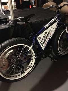 Toronto Maple Leafs Fat Bike
