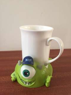 Coaster gelas monsters inc disney