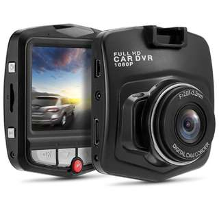 "1080P 2.4"" LCD Car DVR Dash Camera Video Recorder Night Vision G-sensor USB HDMI"
