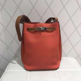 Hermes sokelly 22 mult color
