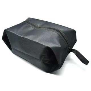 Pouch Tas Tempat Sepatu Sandal Simple Travel Model Tipis Organizer Bag