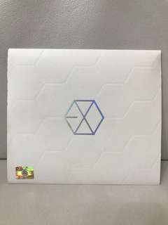 自出價 EXO專 MAMA album (no card)