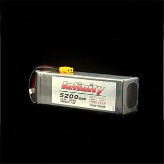 For Infinity 6S 22.2V 5200mAh 70C Graphene LiPo Battery XT60 Support 15C Boosting Charge For RC Model Multirotor Quadcopter Part