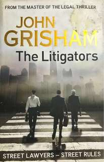The Litigators by John Grisham (Hardback)