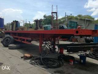 40 Footer Skeletal Trailers