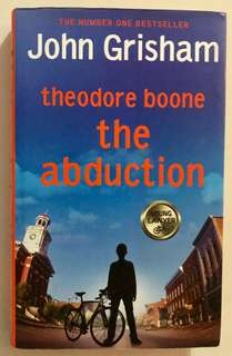 Theodore Boone 'The Abduction' by John Grisham (Hardback)