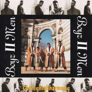 CD USA Boyz II 2 Men – Cooleyhighharmony