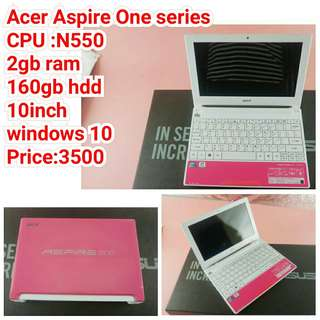 Acer Aspire One series