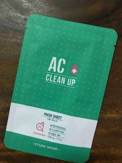 AC Clean Up Mask