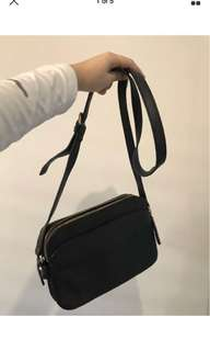 Louenhide Black Shoulder Bag