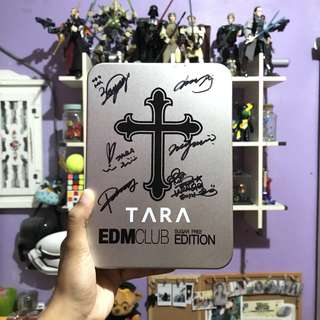 (Signed Album) T-ara - EDM Club Sugar Free Edition (Limited Edition) (CD+Photobook)