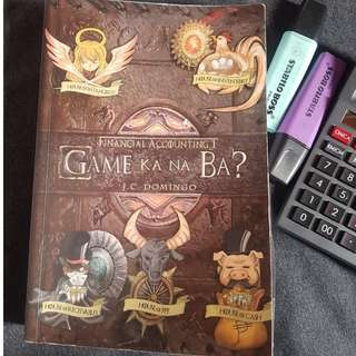 Financial Accounting 1 - Game Ka Na Ba? by Domingo