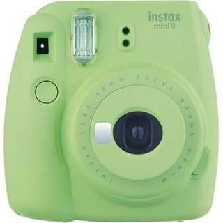 Instax Mini 9 Free paper pack