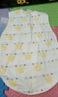嬰兒睡袋 少許瑕疵睇圖片