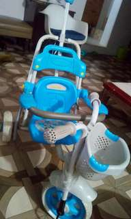 Stroller bike(1 to 3yrs old)